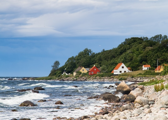 Окіркебю, Данія