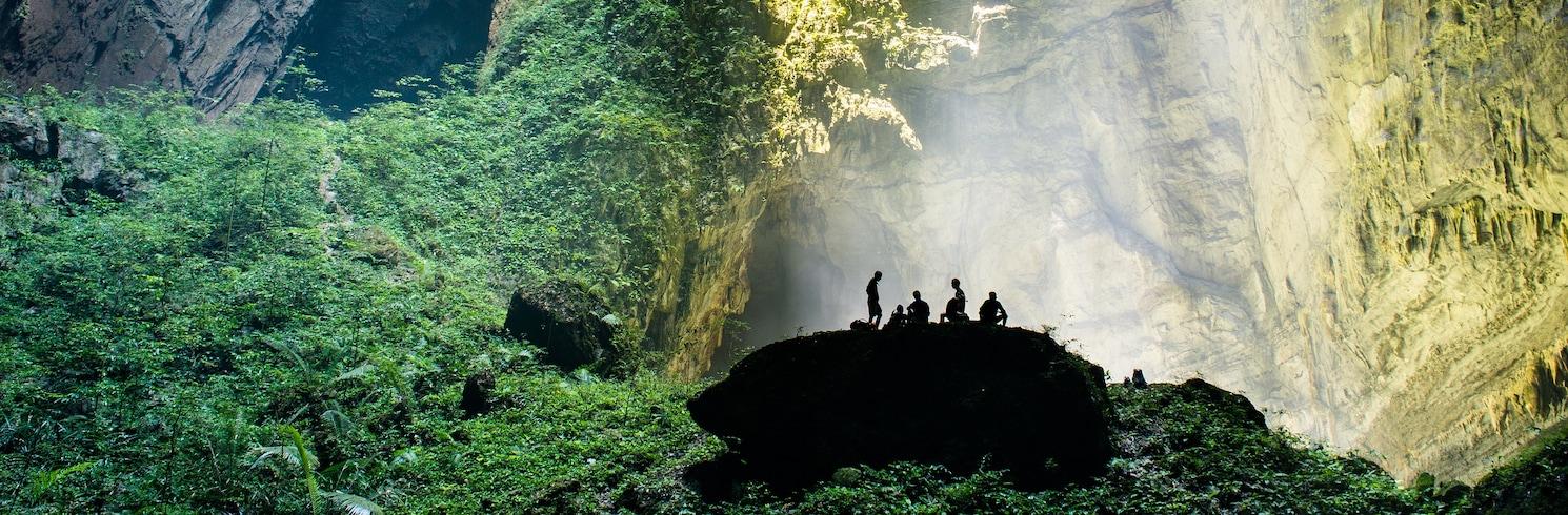 Quang Binh (province), Vietnam