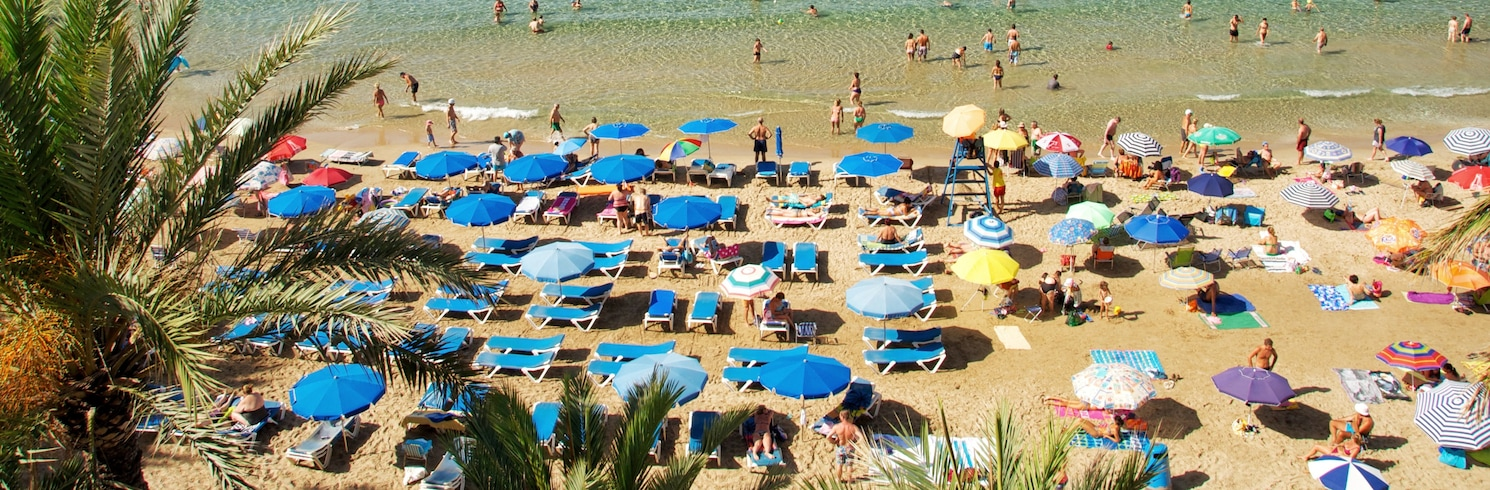Finestrat, Spanien