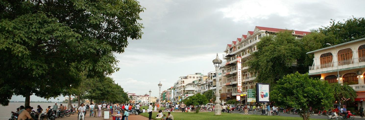 Kampong Chhnang, Cambodja