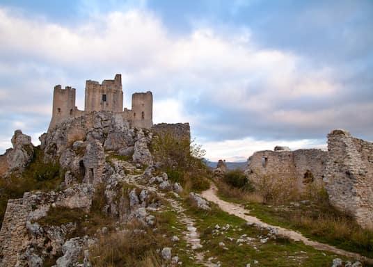 Weinregion Montepulciano d'Abruzzo, Italien