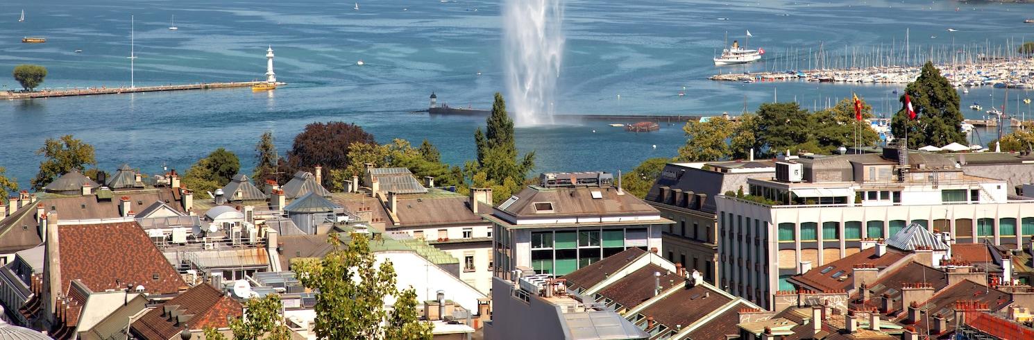 Geneva City Centre, Switzerland