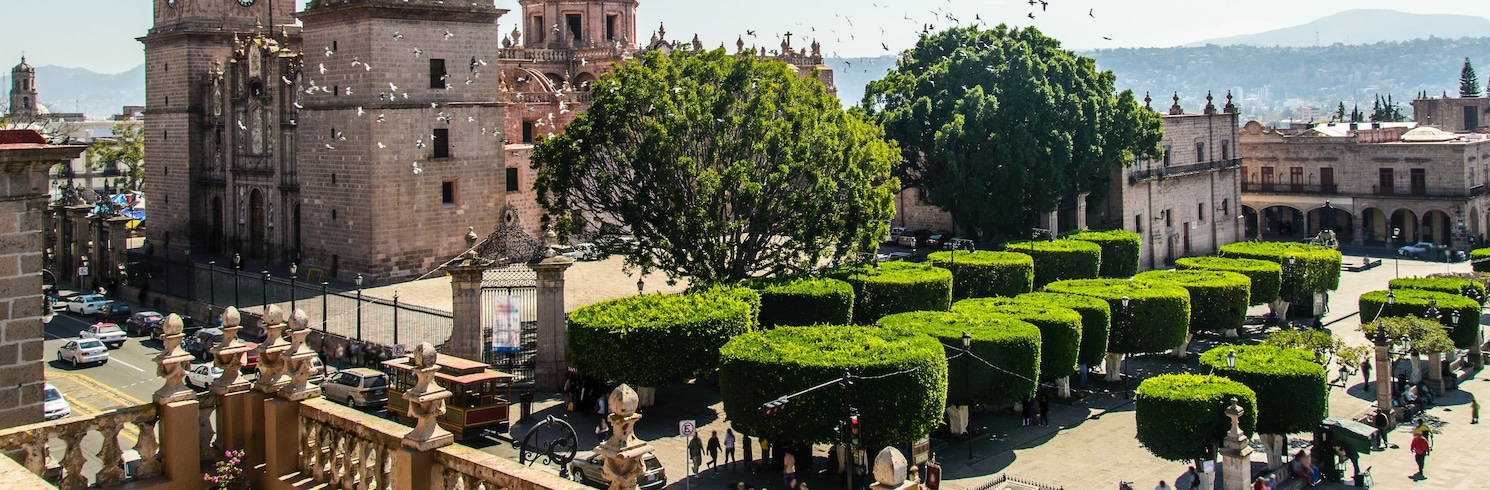 Morelia, Mexíkó