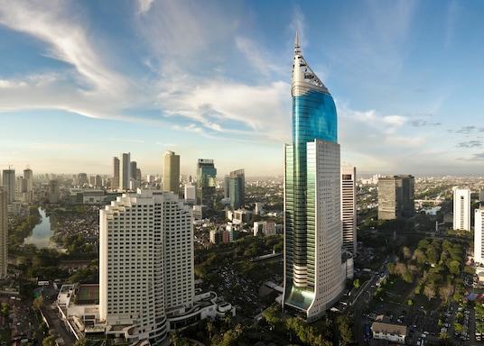 Central Jakarta, Indonézia
