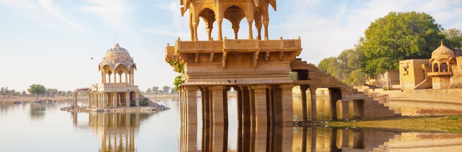 Jaisalmer (และบริเวณใกล้เคียง), อินเดีย