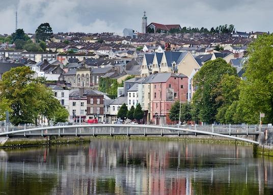 科克, 愛爾蘭