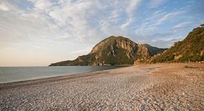 หาด Cirali
