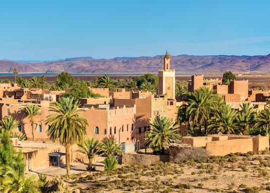 カルチェ ハッサン, モロッコ