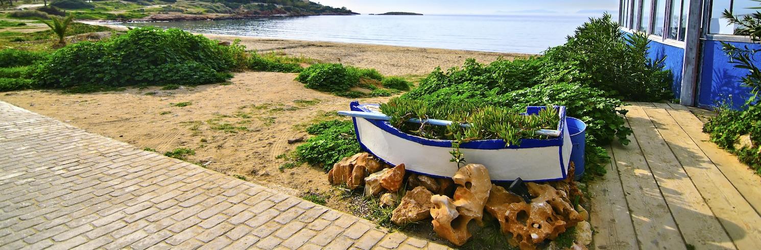 Ateenan rannikko, Kreikka