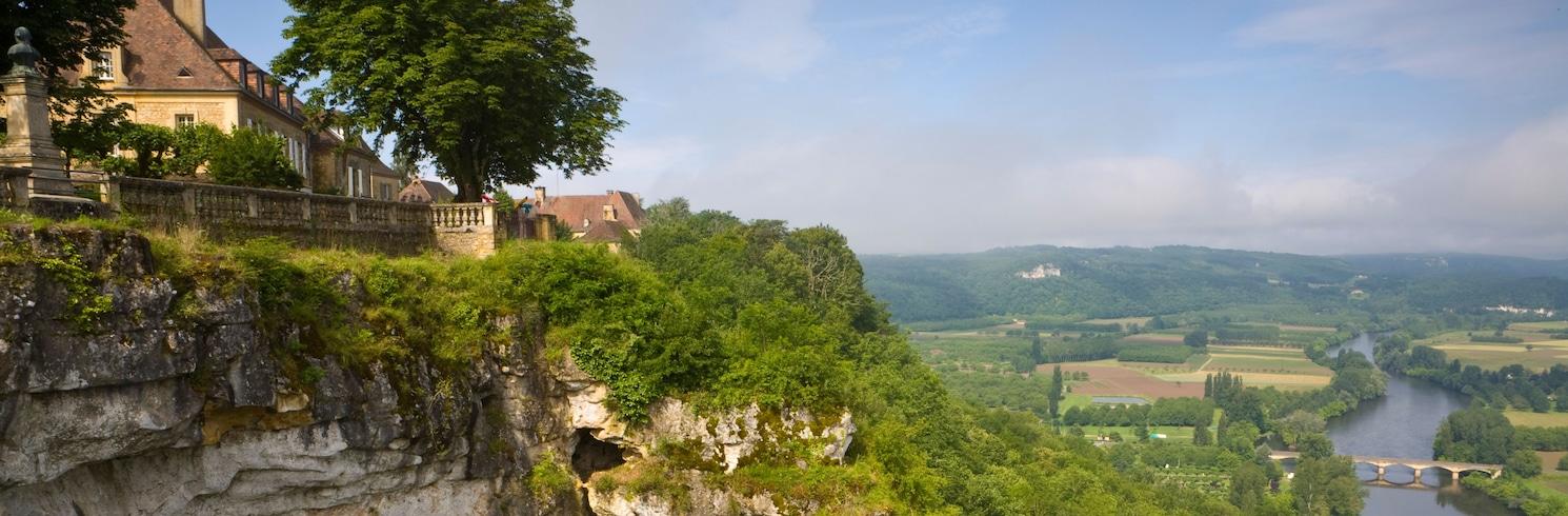 Domme, Pháp