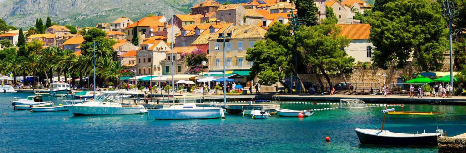 Pantai Kroasia Selatan, Kroasia