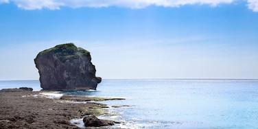 Sail Rock Beach, Hengchun, Pingtung County, Taiwan
