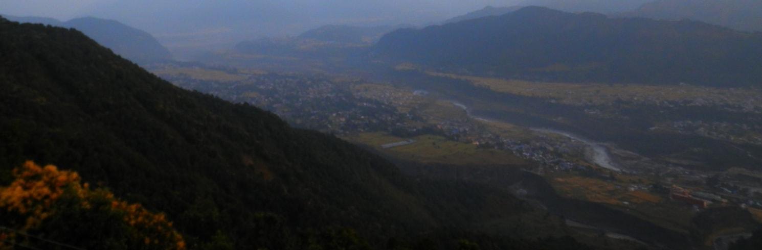 Pokhara, Nepalas