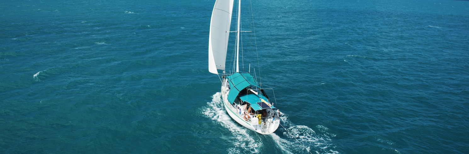 Kepulauan Whitsunday, Australia