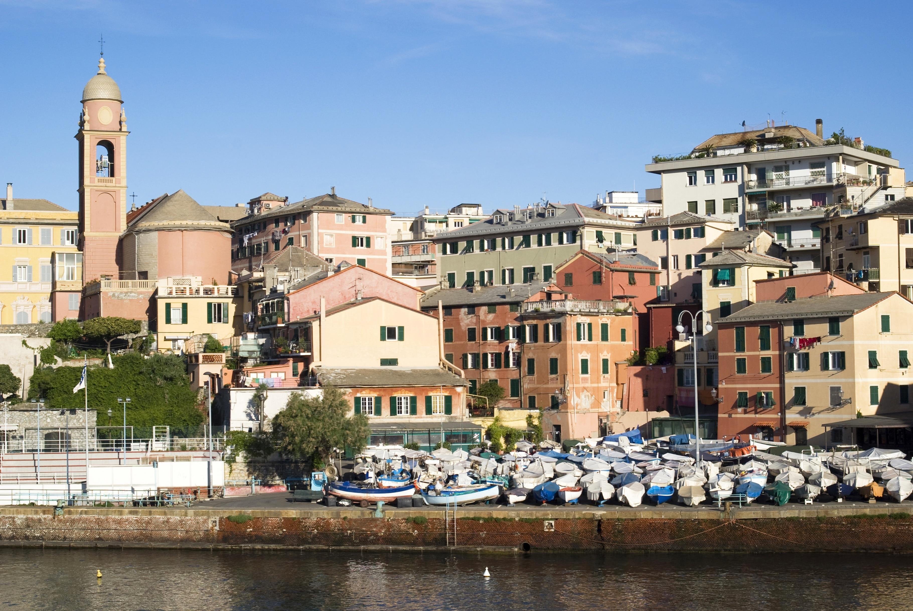 Levante, Liguria, Italy