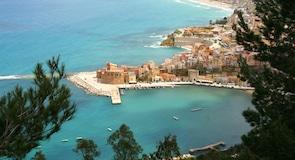 Castellammare del Golfo paplūdimys