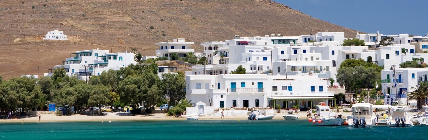 Parikia, กรีซ