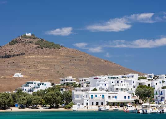 Paros, Hellas