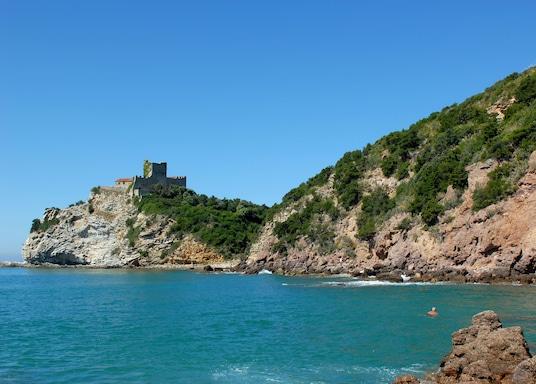 Castiglione della Pescaia, Italien