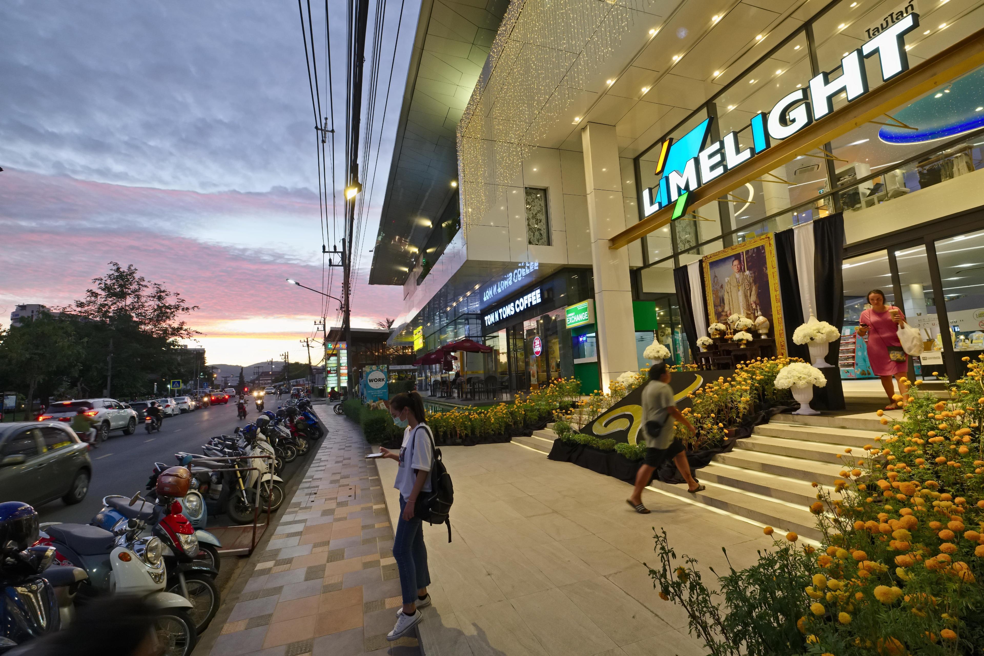 Limelight Avenue Phuket, Phuket, Phuket (provincie), Thailand