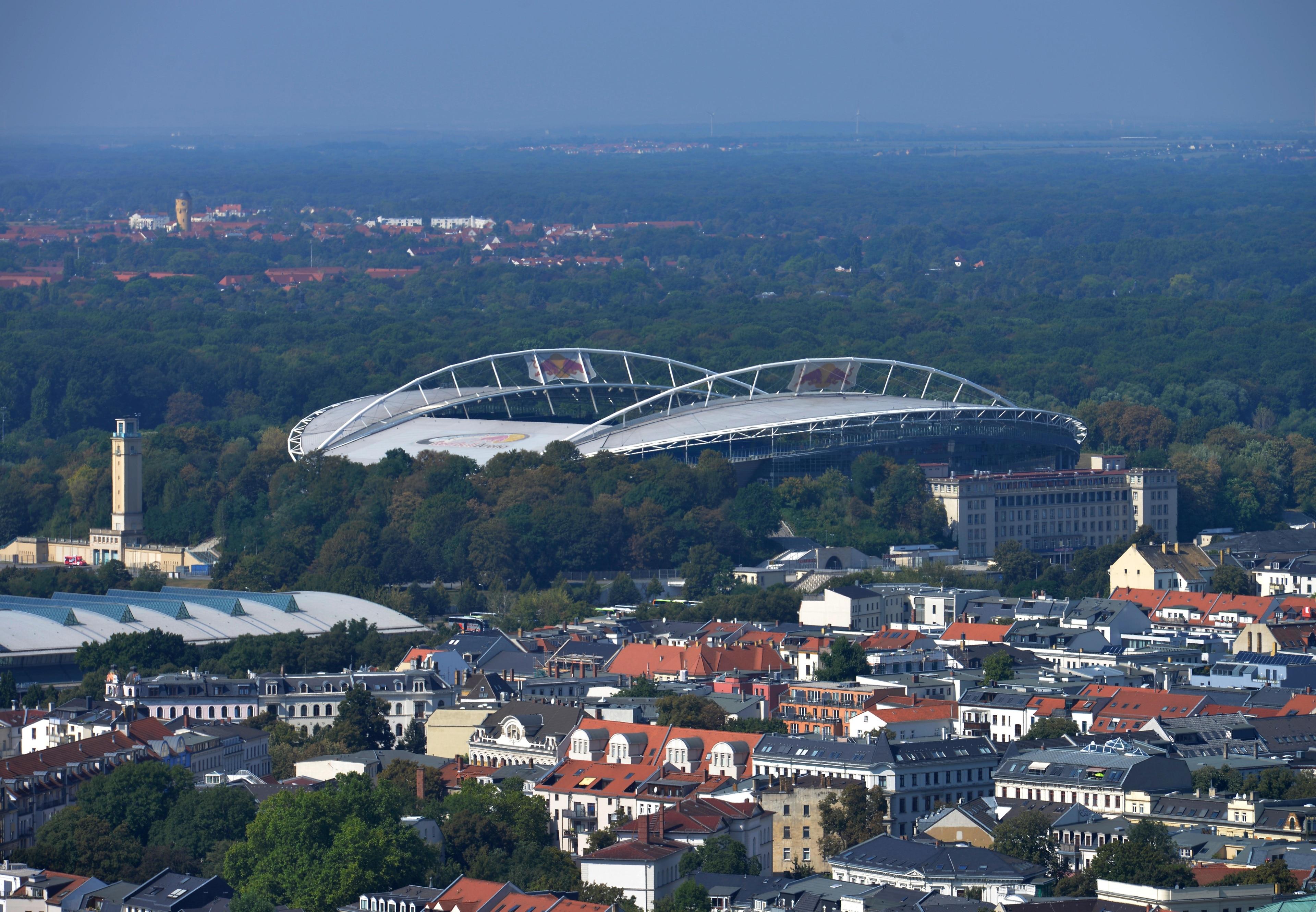 Red Bull Arena, Leipzig, Sachsen, Deutschland