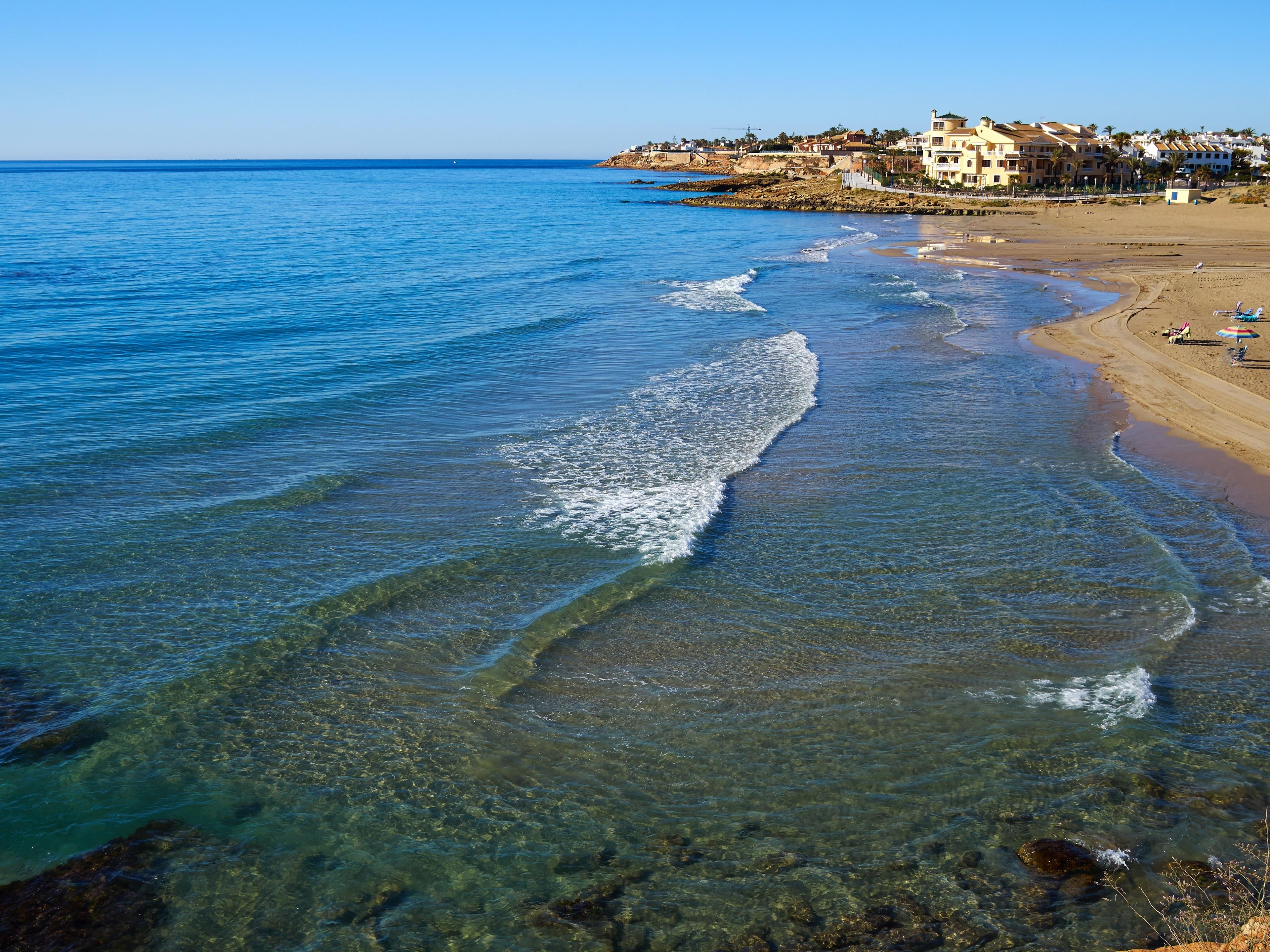 Costa de Orihuela, Orihuela, Valencia, Spanje
