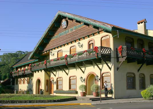 كاكسياس دو سول, البرازيل