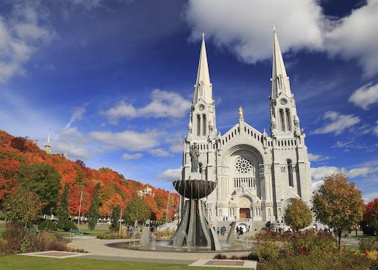 Сте-Анне-де-Бопре, Квебек, Канада