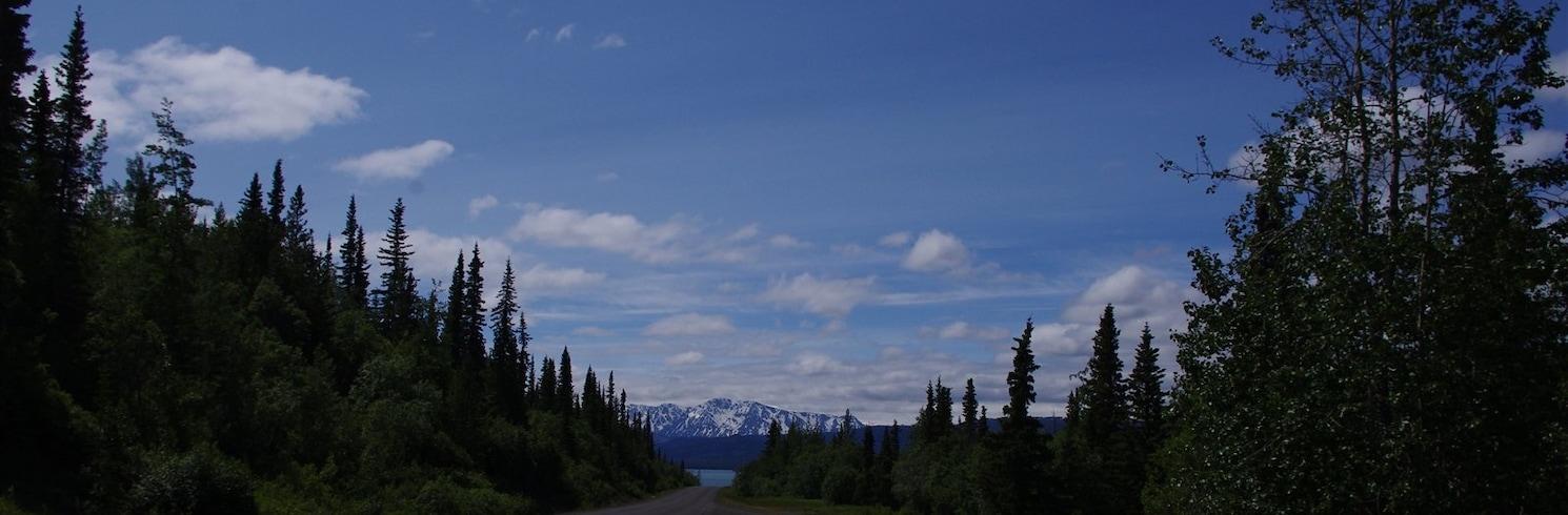Kitimat, Britská Kolumbie, Kanada