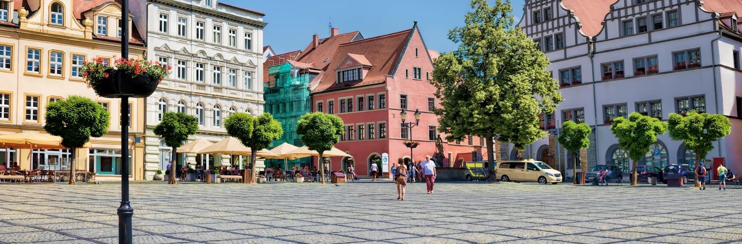 ナウムブルク (ザーレ), ドイツ