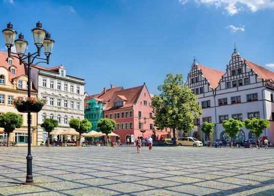 נאומבורג (זאלה), גרמניה