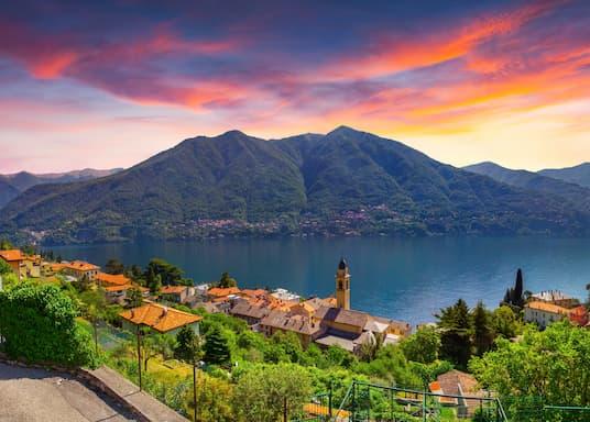 البحيرات الإيطالية, إيطاليا