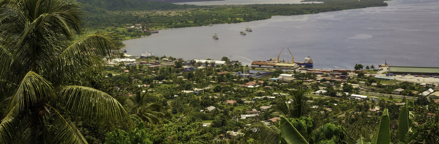 Islands Region, Papua Uusi-Guinea
