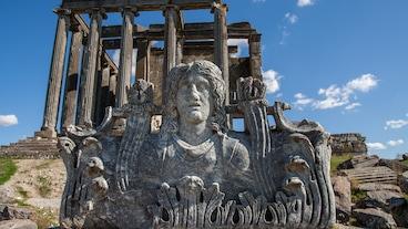 ゼウス神殿/
