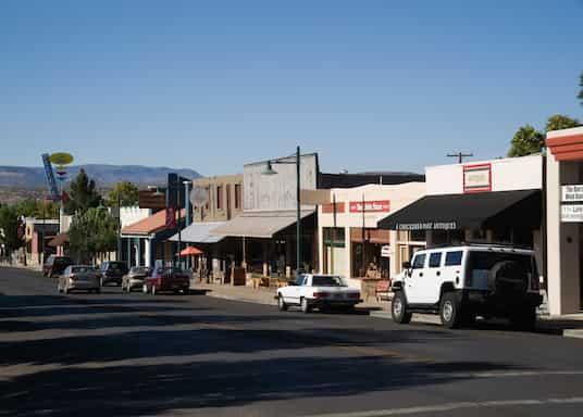 קוטונווד, אריזונה, ארצות הברית