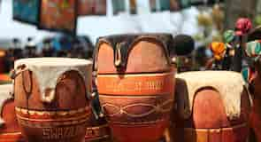 Traditional Swazi Craft Markets