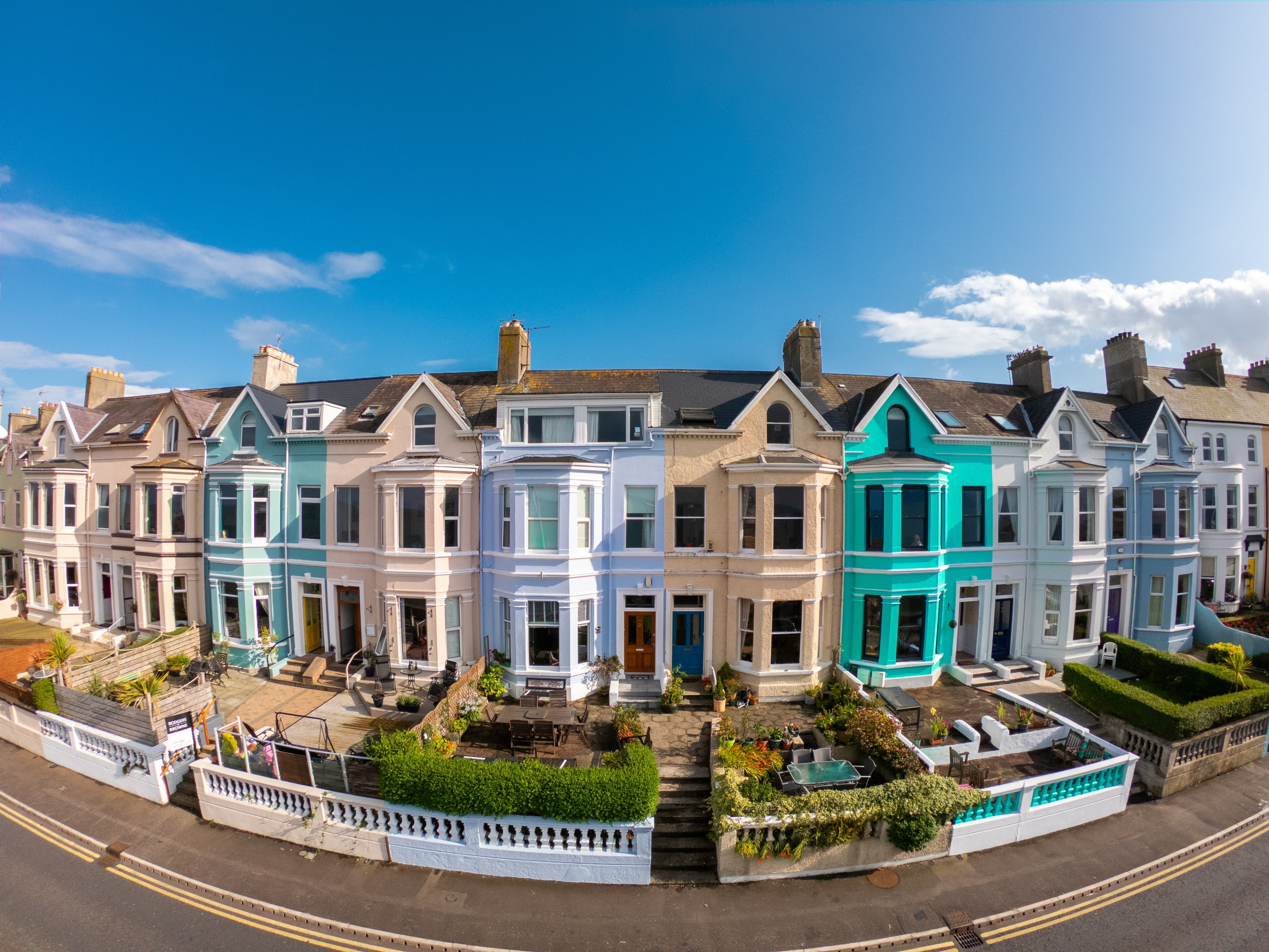 Bangor, Nordirland, Großbritannien