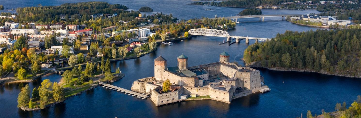 沙封林納, 芬蘭