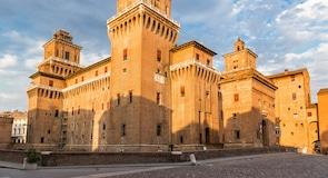 Slottet Castello Estense