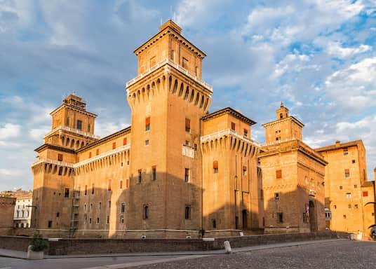 Ferrara, İtalya