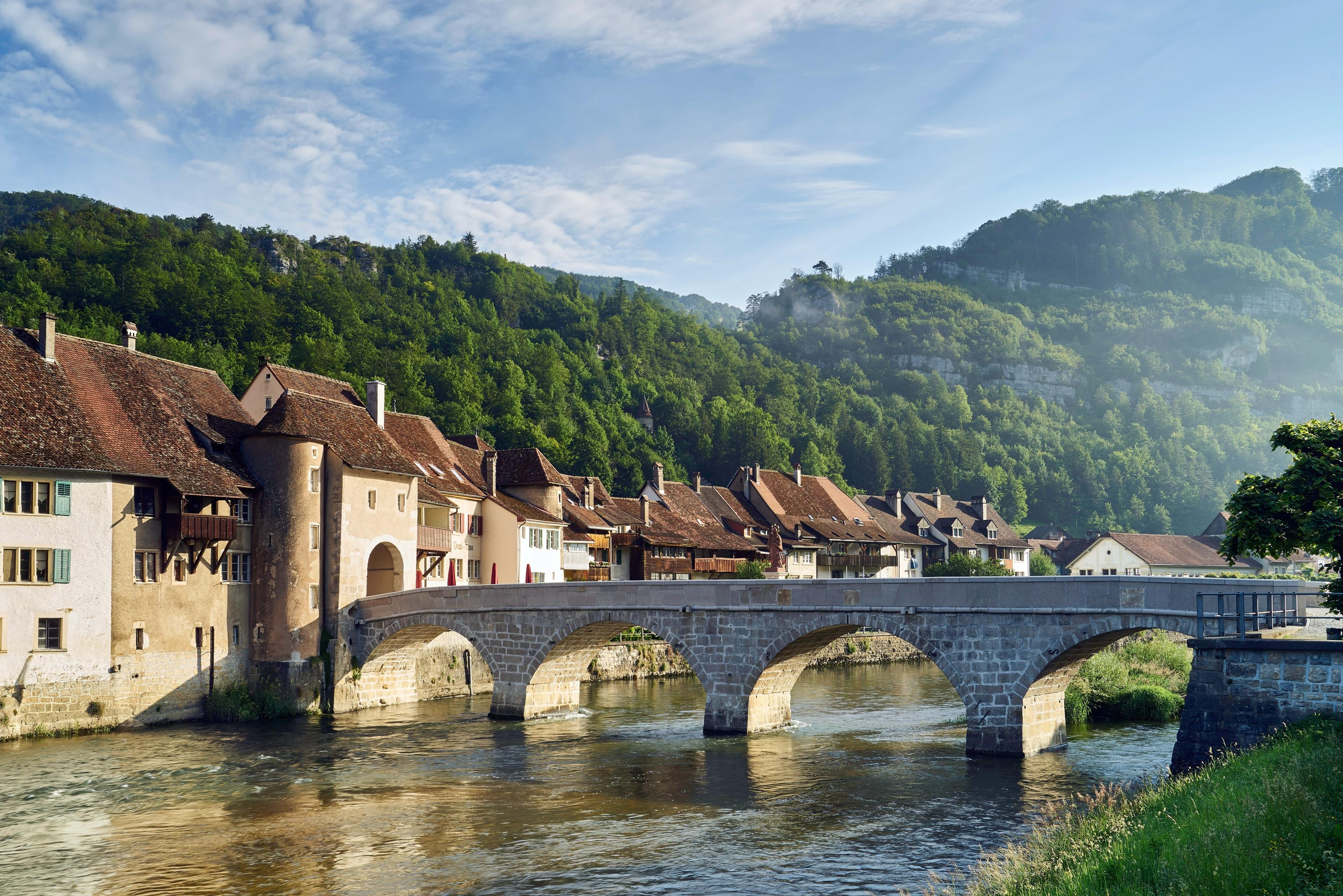 Moutier, Canton of Bern, Switzerland