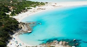 Porto Giunco Plajı