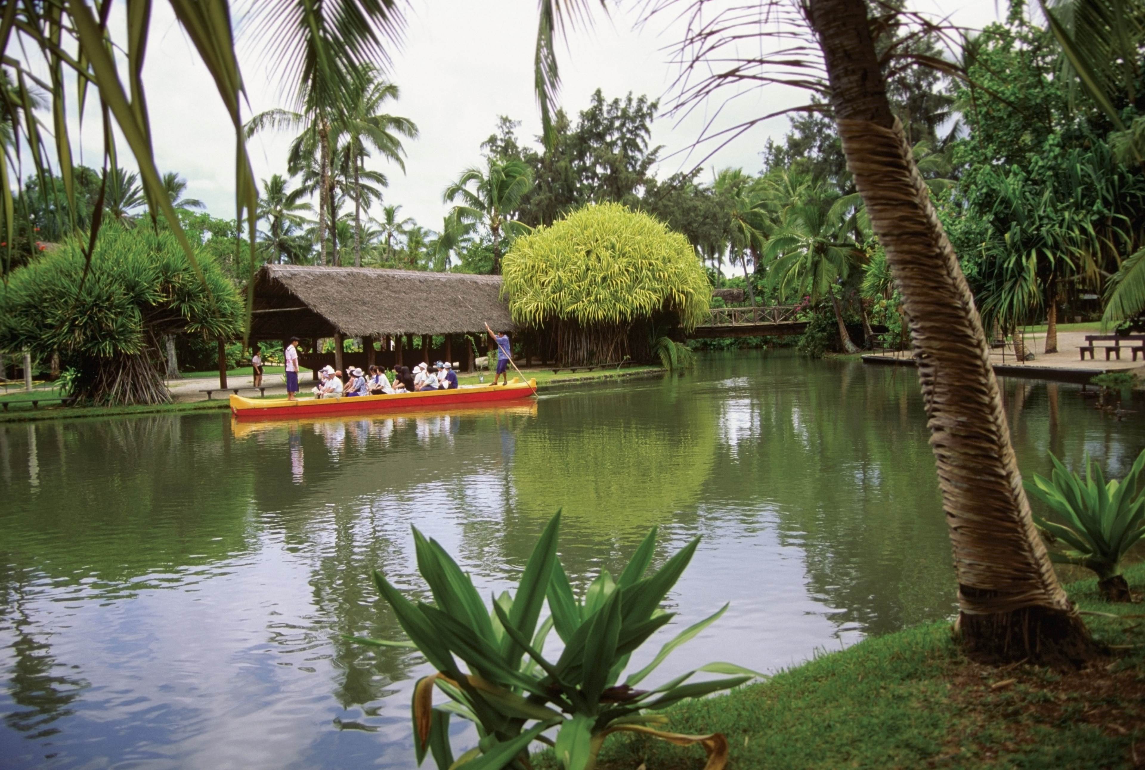 Polynesian Cultural Center, Laie, Hawaii, United States of America