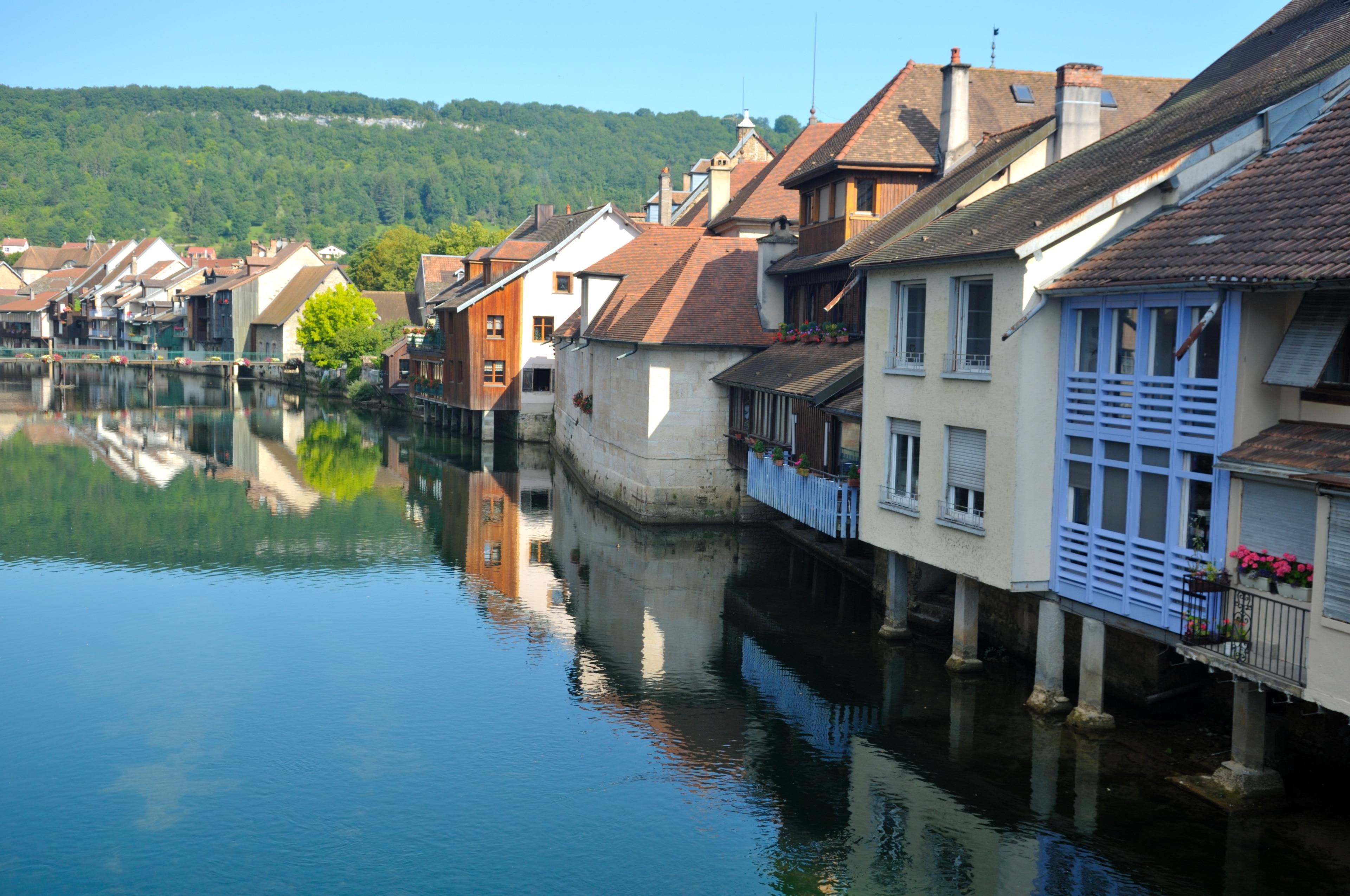 Loue, Département Sarthe, Frankreich