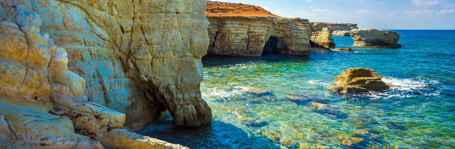 派亞, 塞浦路斯