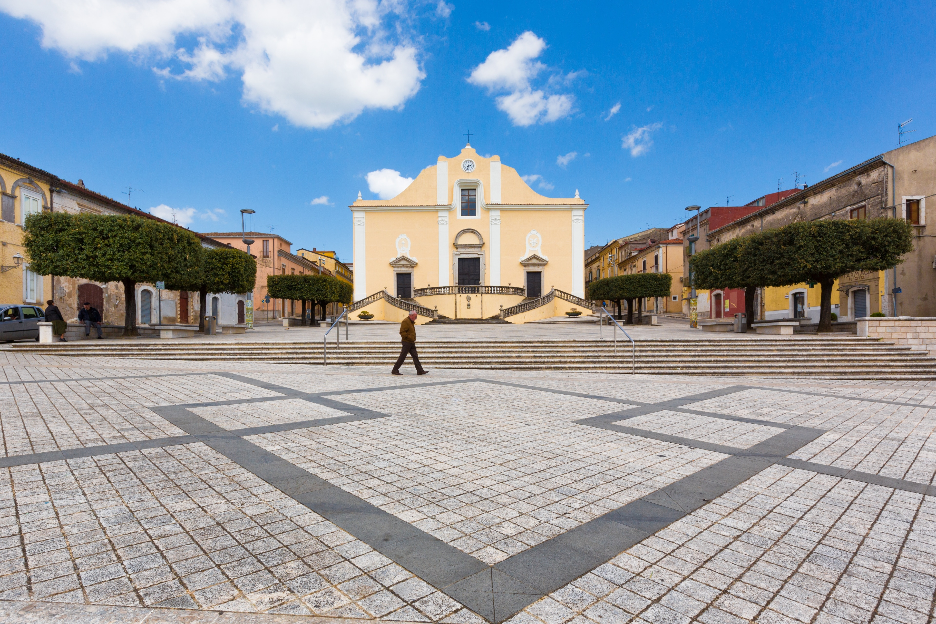 Benevento, Campania, Italy