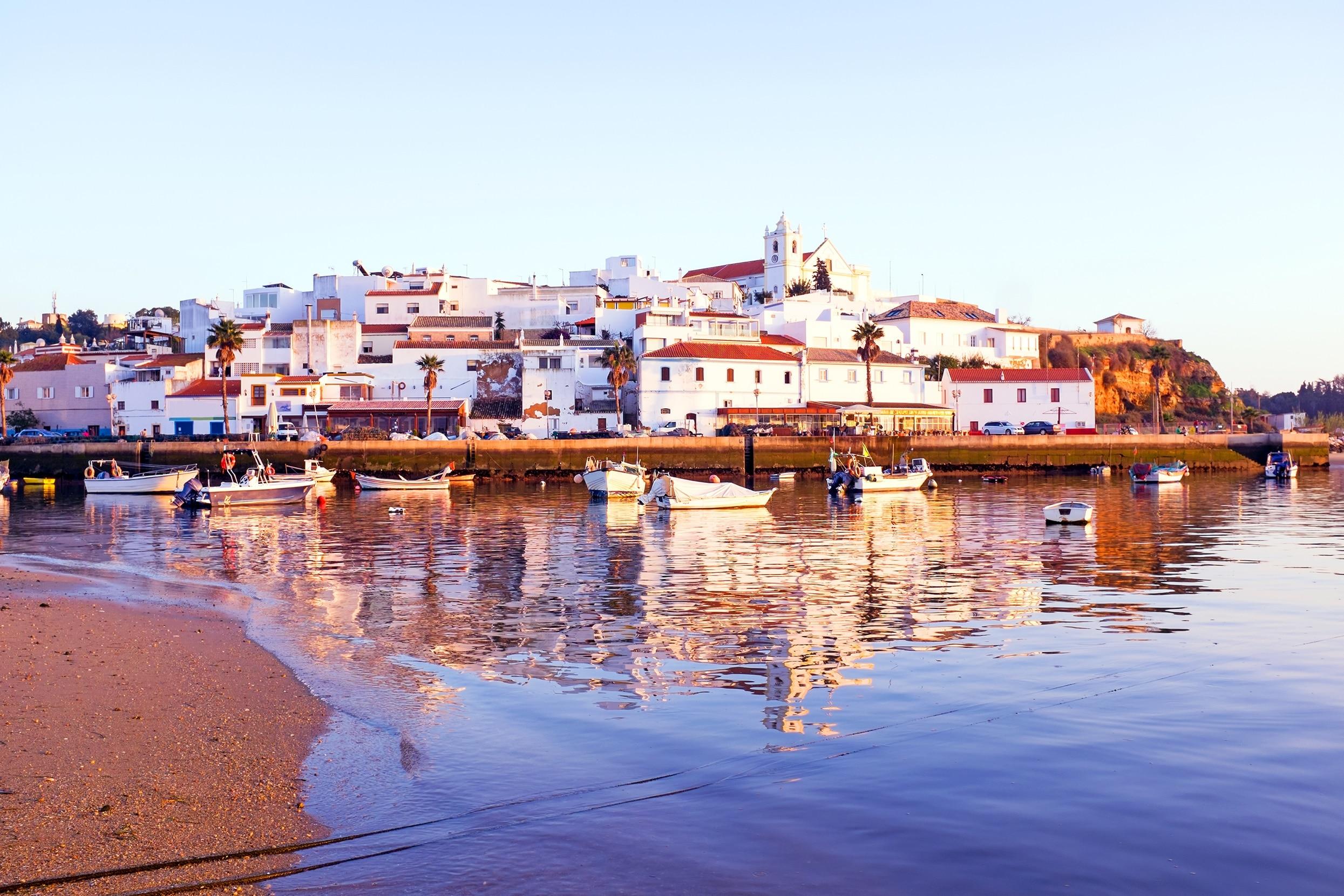 Ferragudo, Lagoa, Faro District, Portugal