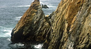 La Quebrada Cliffs