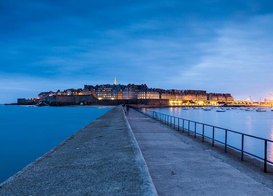 Saint-Malo, Perancis