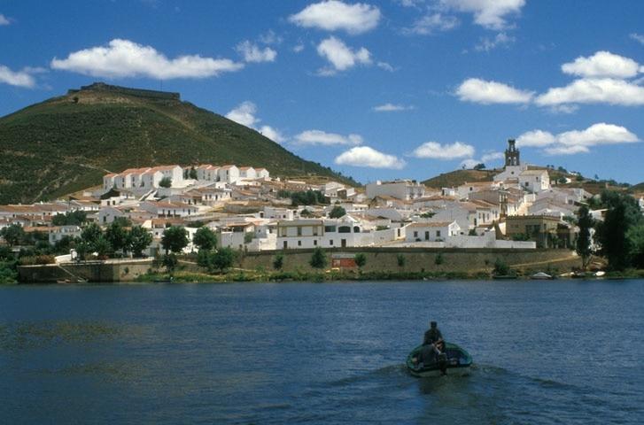Sanlucar de Guadiana, Andaluzia, Espanha